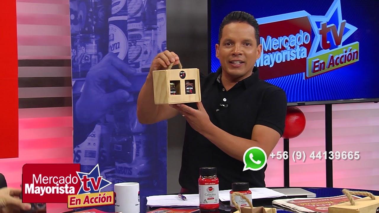 Moroa Gourmet presenta sus pastas de ají cacho de cabra en Mercado Mayorista TV