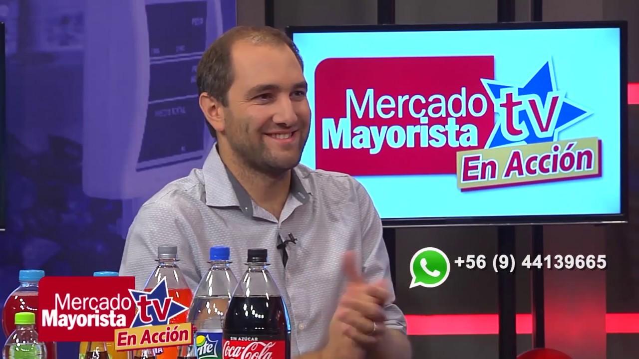 Coca-Cola y el apoyo a los almacenes de Chile