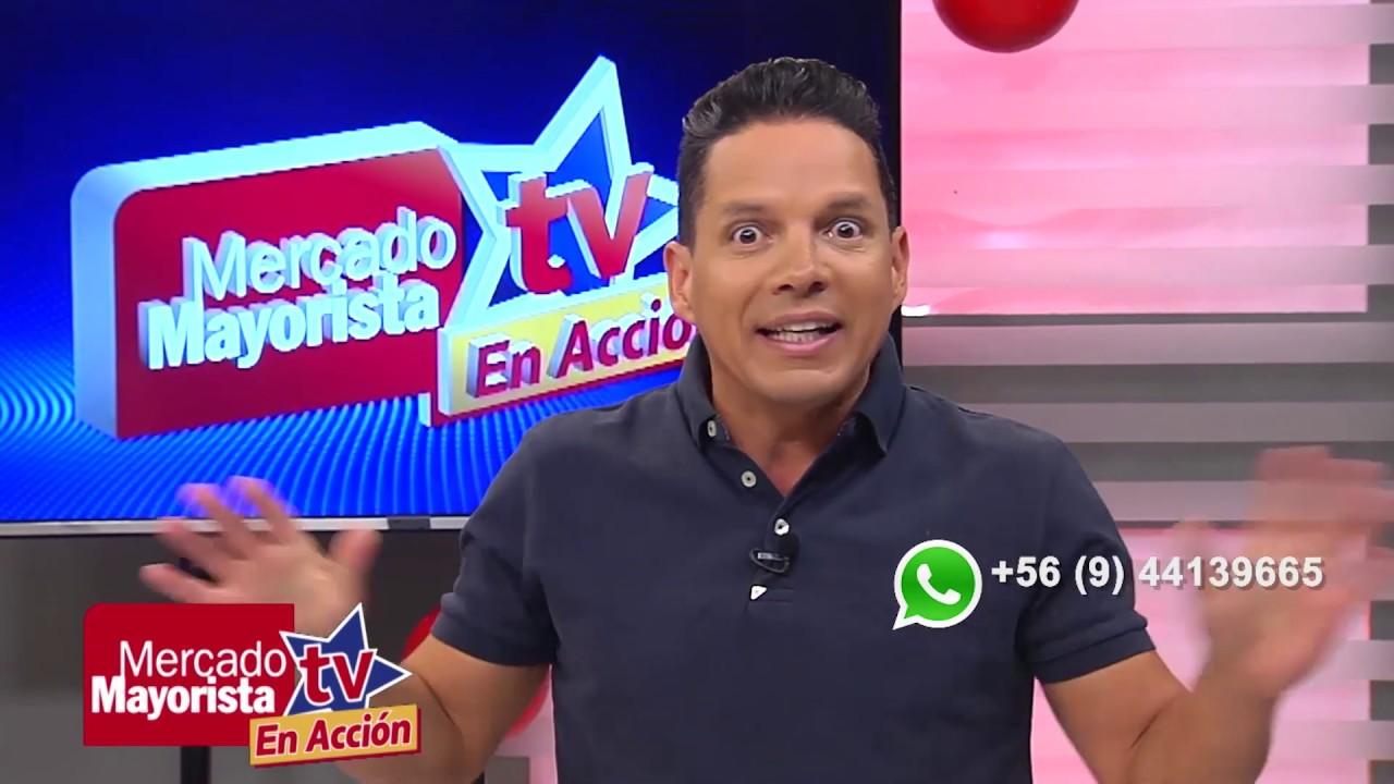 Mercado Mayorista TV sábado 12 de enero
