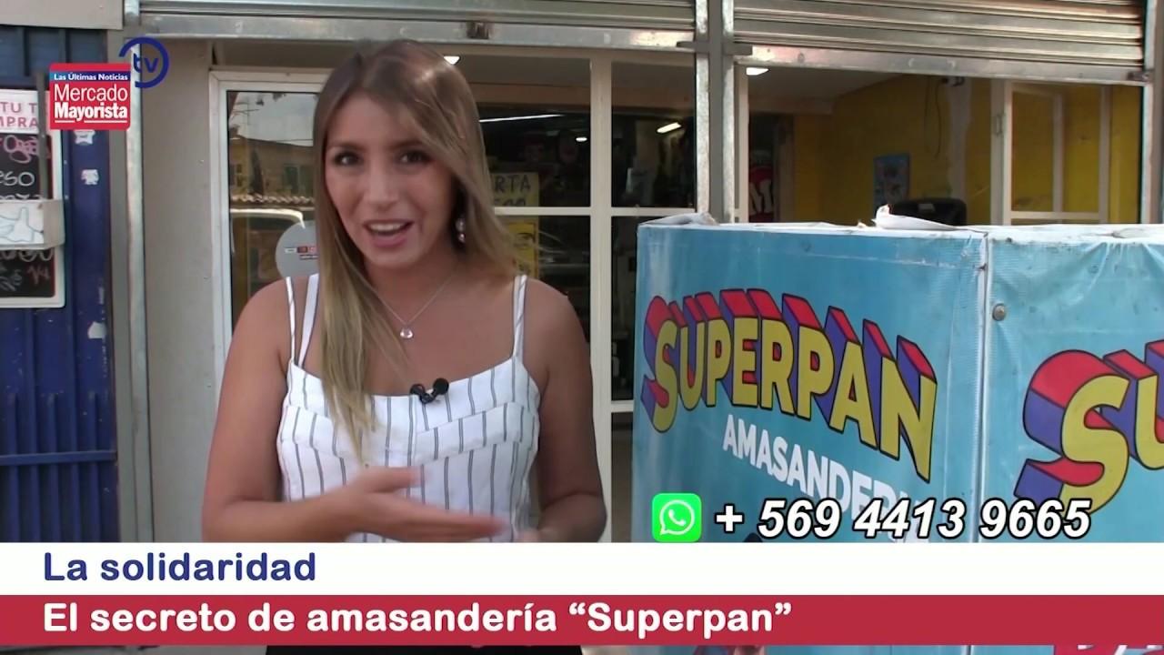 """""""Super Pan"""" Una historia de esfuerzo y éxitos"""
