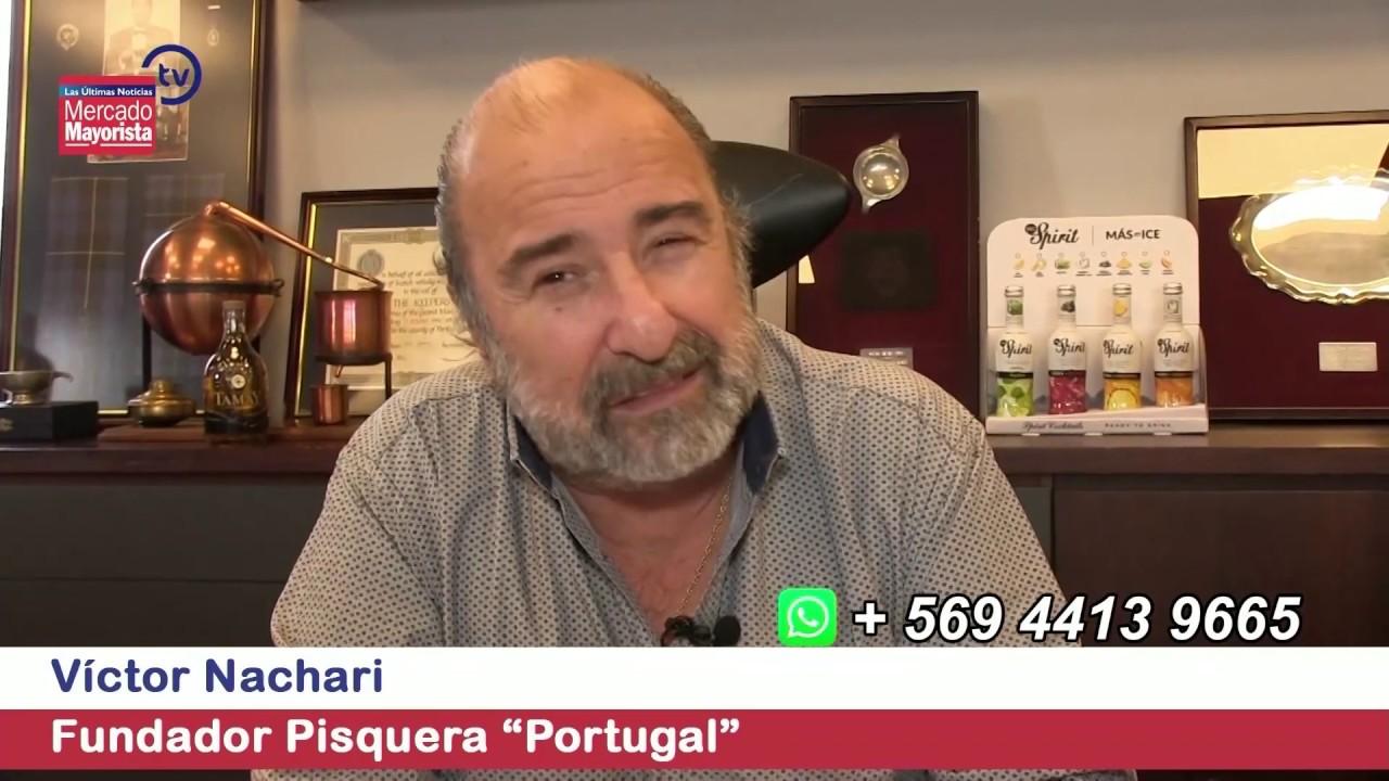"""Pisquera Portugal"": El mayor distribuidor de licores del canal tradicional"