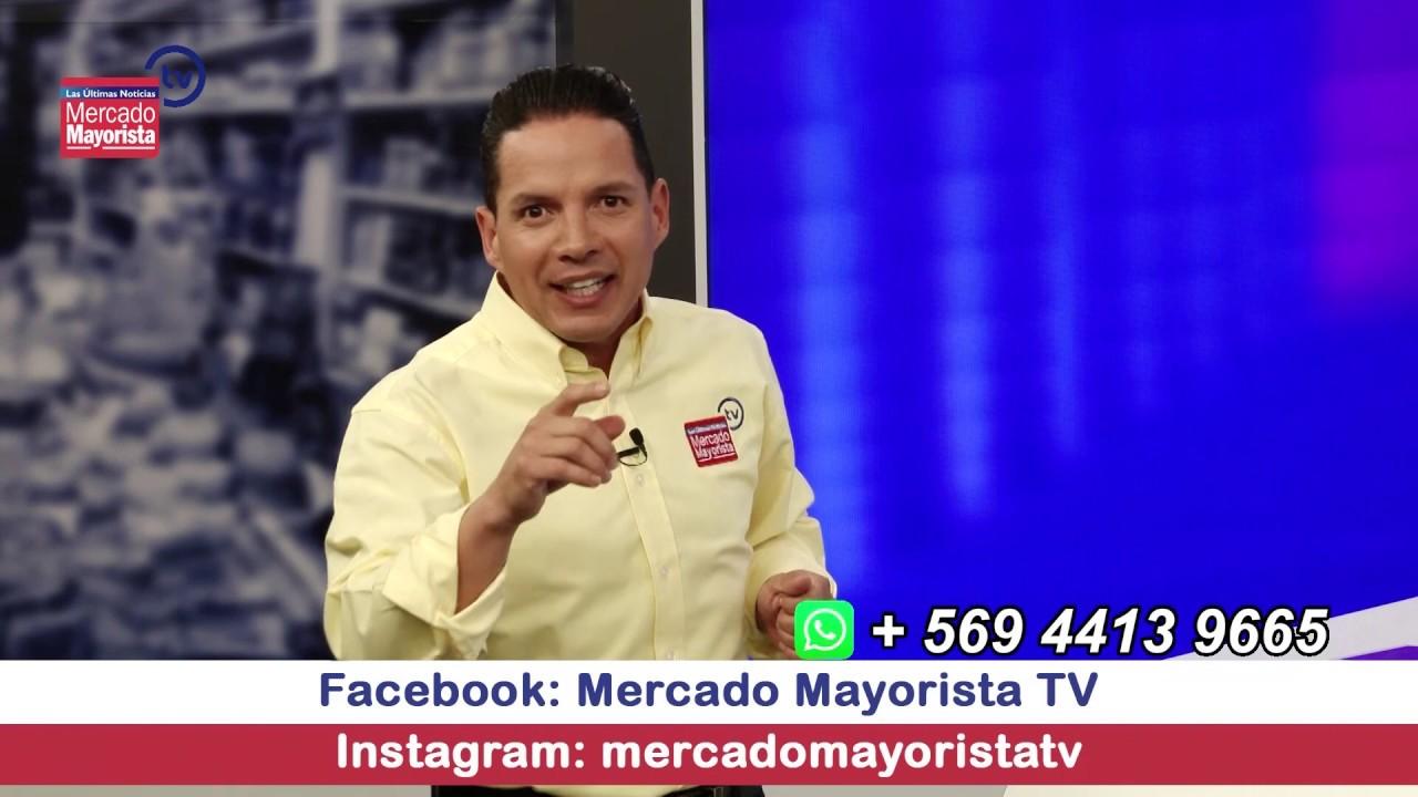 Bienvenidos a la segunda temporada de Mercado Mayorista TV