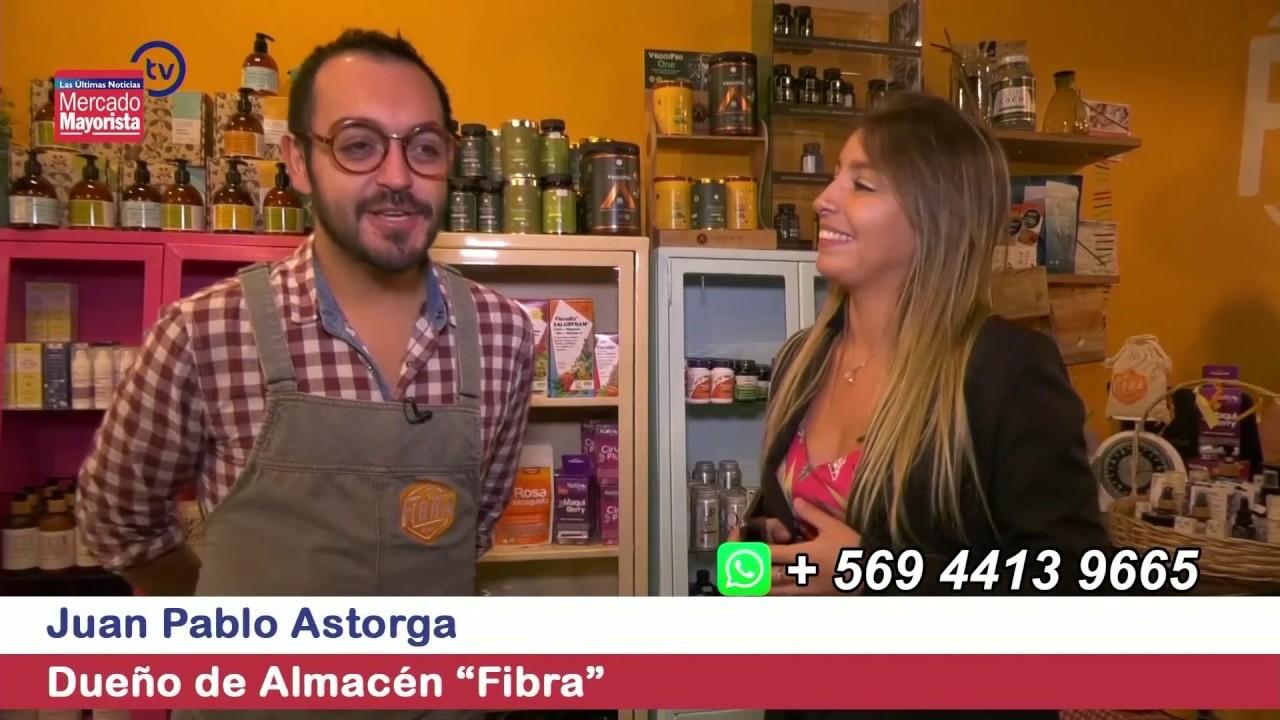 """""""Almacén Fibra"""", un negocio de barrio hipoalergénico"""