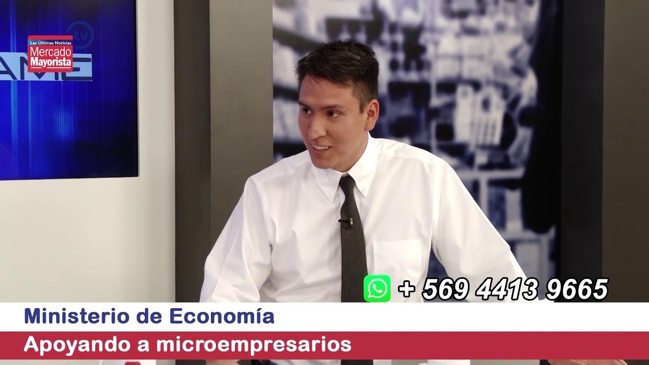Ministerio de Economía entrega herramientas para emprender