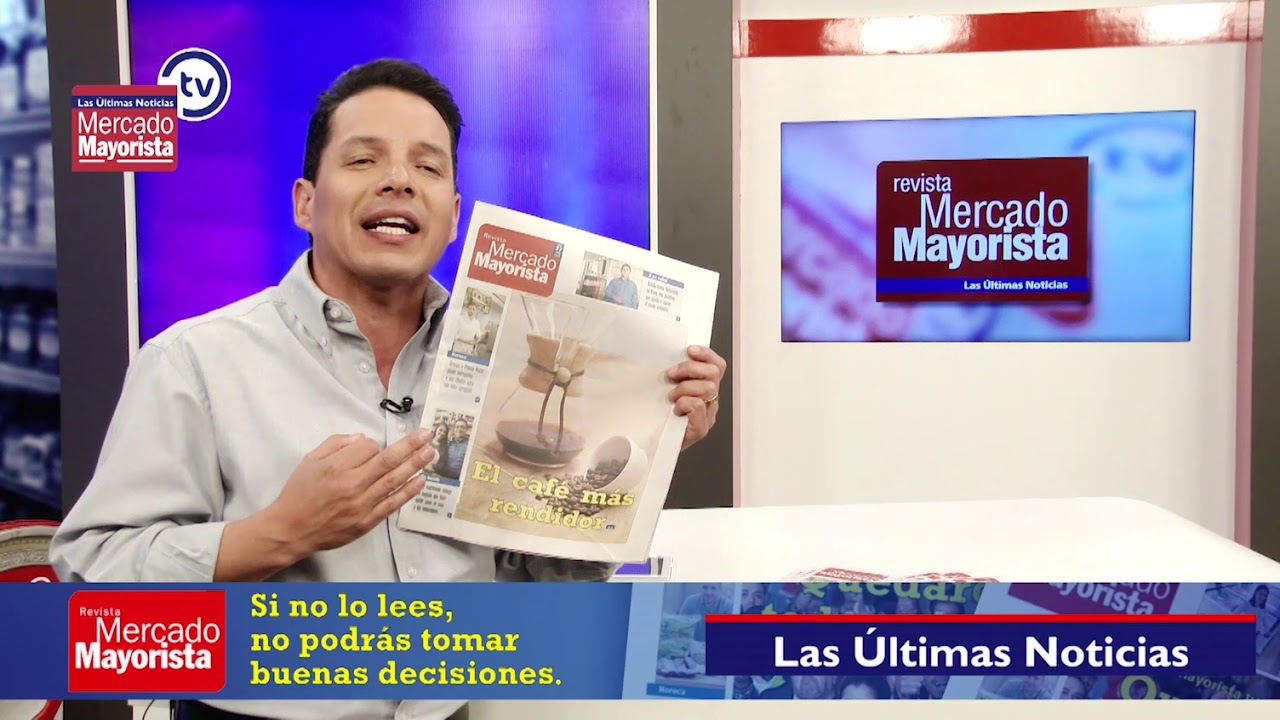 No te pierdas un nuevo capítulo de Mercado Mayorista TV.