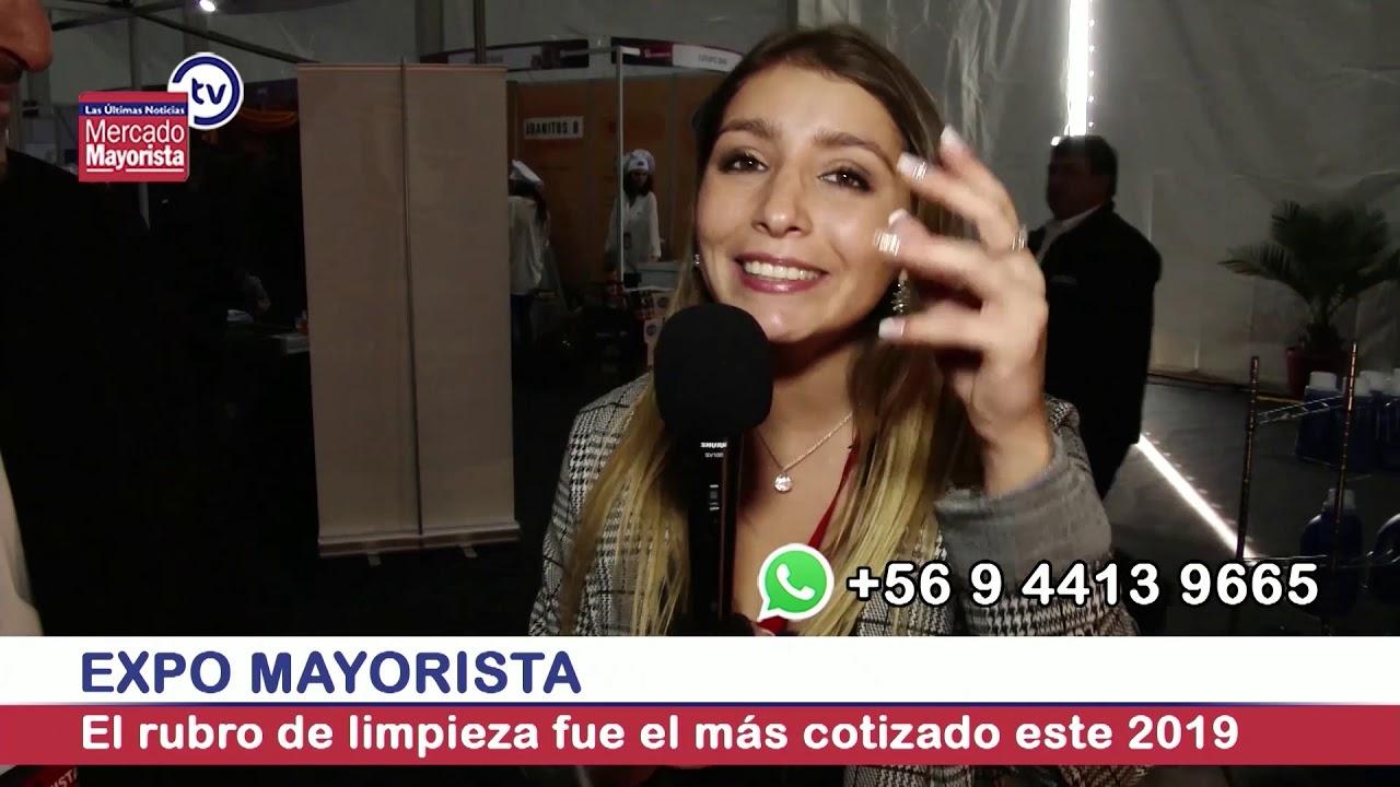 Expo Mayorista: Productos de limpieza a bajo costo para tu almacén