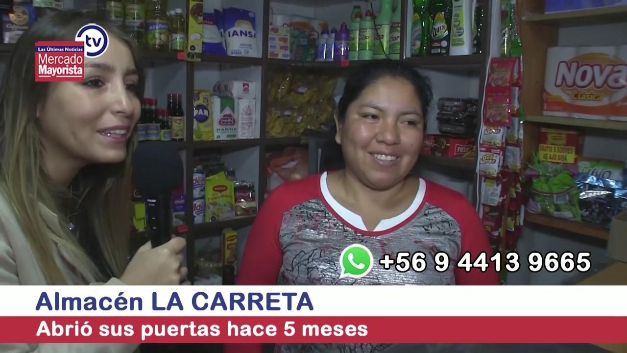 """Almacén """"La Carreta"""" es el destacado de esta semana(parte 2)"""