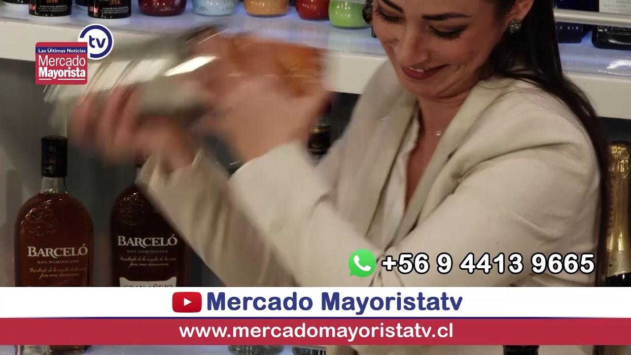 """Aprende a preparar """"Mojito Aperol"""" en la barra de Mercado Mayorista TV."""