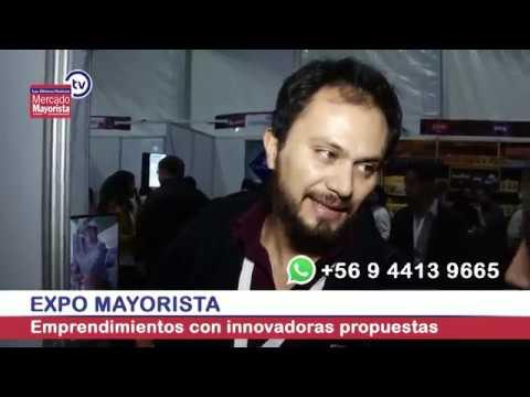 Emprendedores en la Expo Mayorista 2019