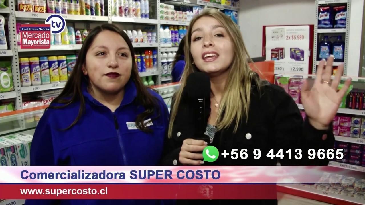 """""""Super Costo"""" vende productos de limpieza y cuidado personal a buen precio"""