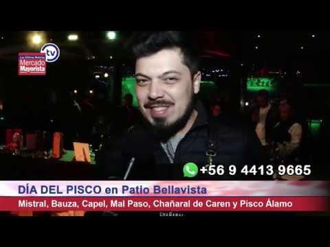 """""""Día Nacional del Pisco"""": Más de 20 bares de todas la marcas"""