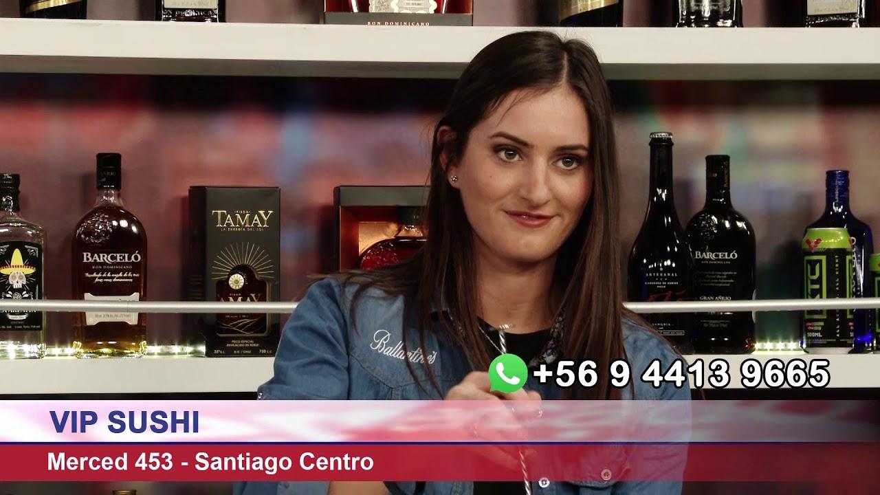 """Prepara un """"Ballantine´s Hard Fired"""" junto al bar de Mercado Mayorista TV"""