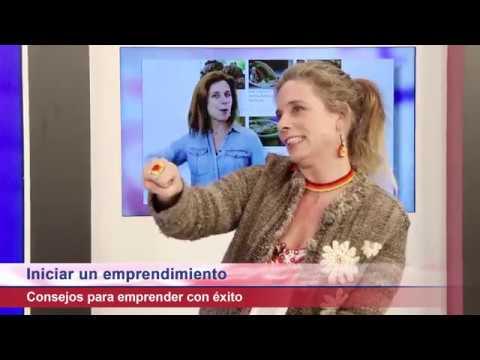 Carola Correa nos entrega tips para iniciar un emprendimiento con éxito