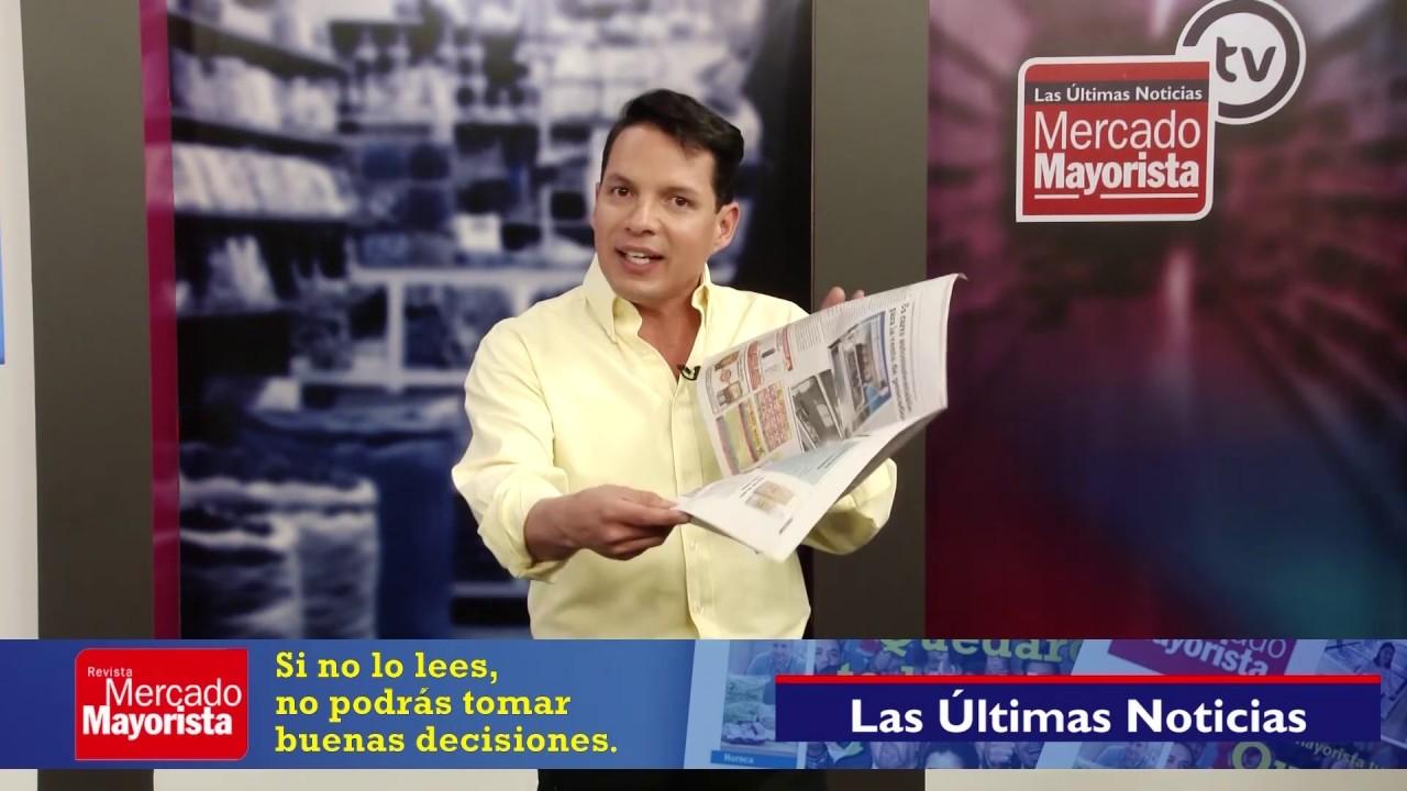 Bienvenidos a un capítulo más de Mercado Mayorista TV