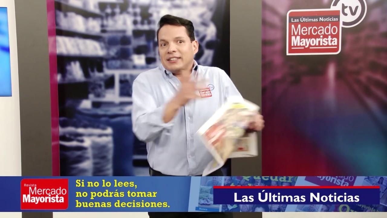 Bienvenidos a un nuevo capítulo de Mercado Mayorista TV