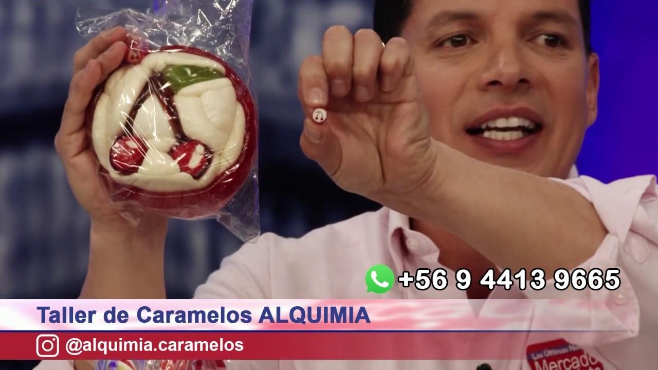 """En """"Alquimia"""" podrás aprender a elaborar caramelos artesanales"""