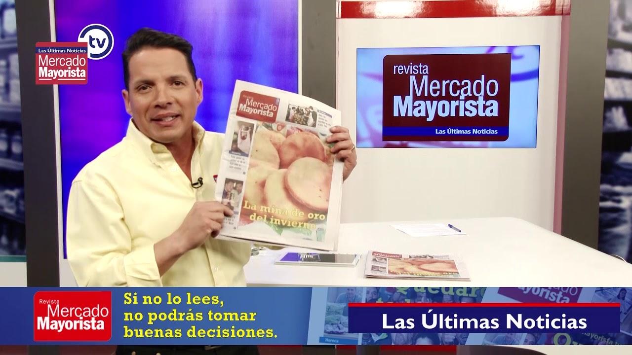 Otro capítulo de Mercado Mayorista TV