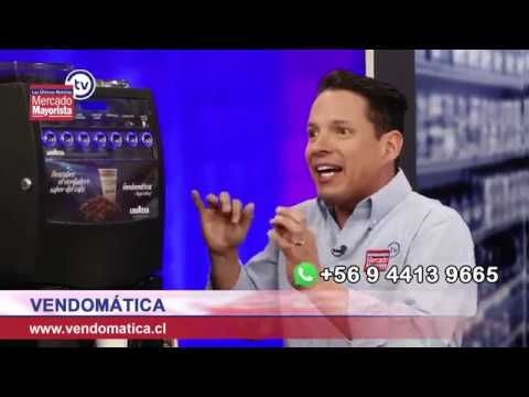 """""""Vendomática"""" trae su nueva máquina de café para en canal tradicional"""