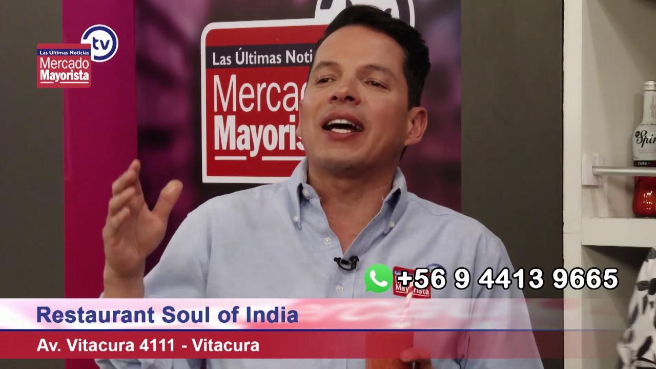 "Prepara un ""Chill Limonada Frutilla"" junto a Don Harry de Soul Of India"