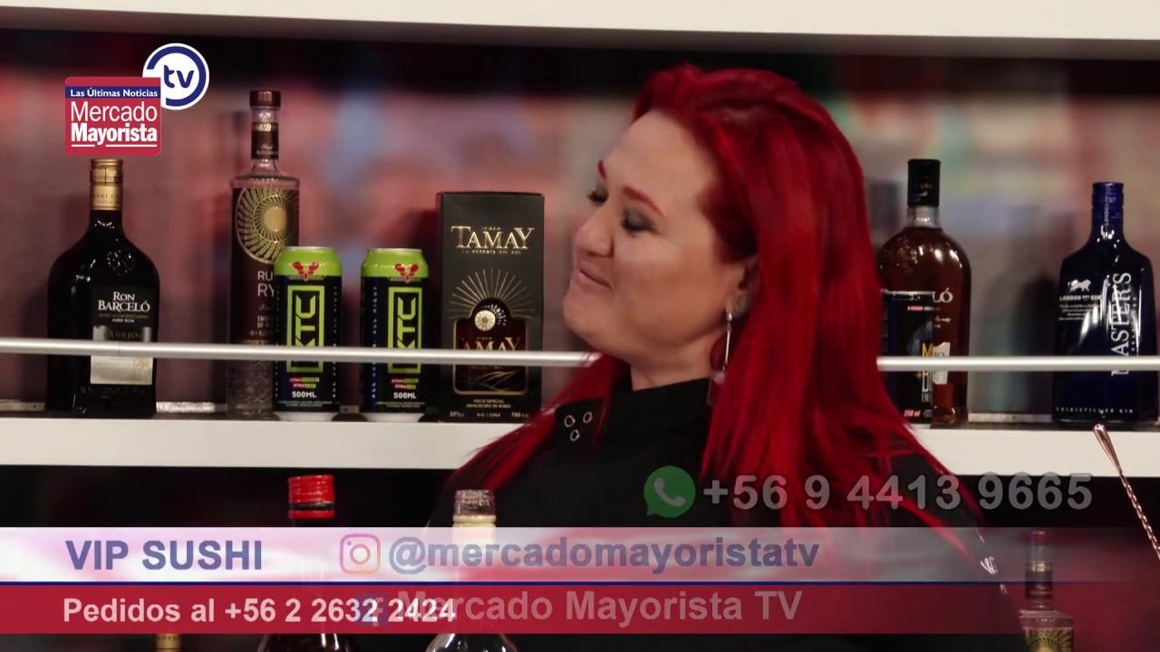 """Prepara un """"Sanación"""" junto al bar de Mercado Mayorista TV"""