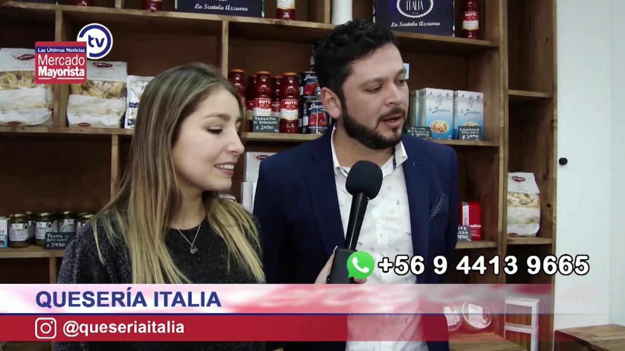 """""""Quesería Italia"""" ofrece más de 30 variedades de quesos"""