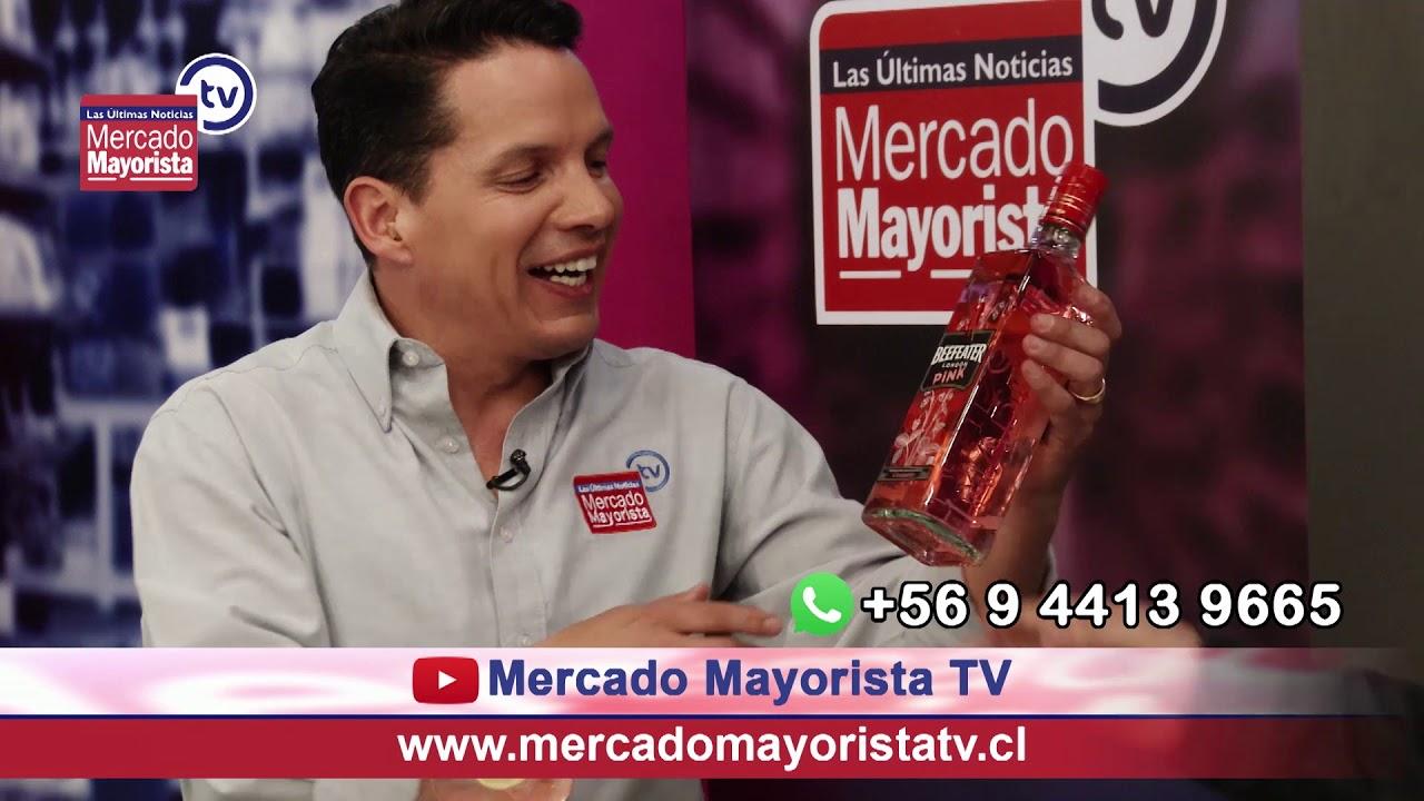 """Prepara un """"Ramazzotti Rosato Tonic"""" junto al bar de Mercado Mayorista TV"""