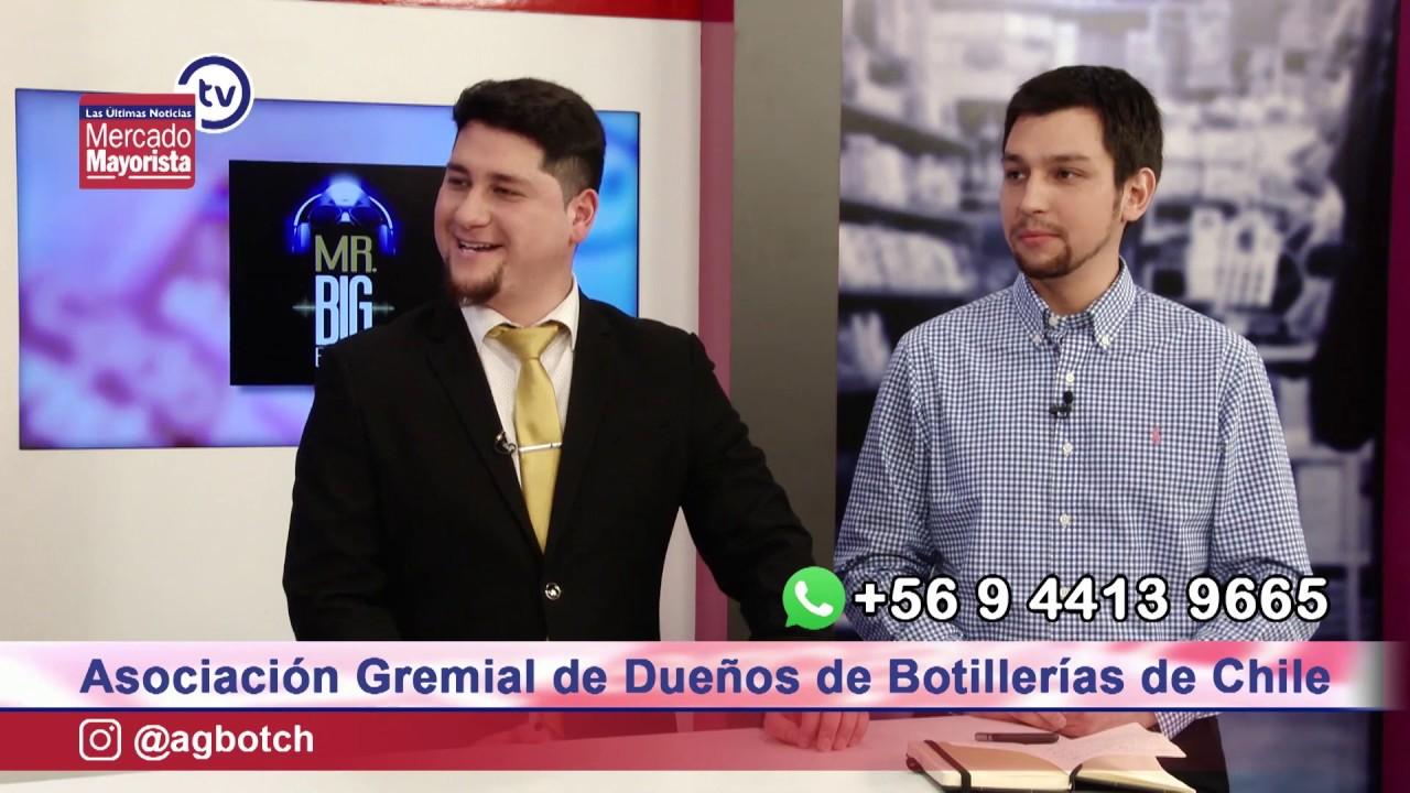 """""""Asociación gremial de Dueños de Botillerías de Chile""""  protege los intereses de tu botillería"""