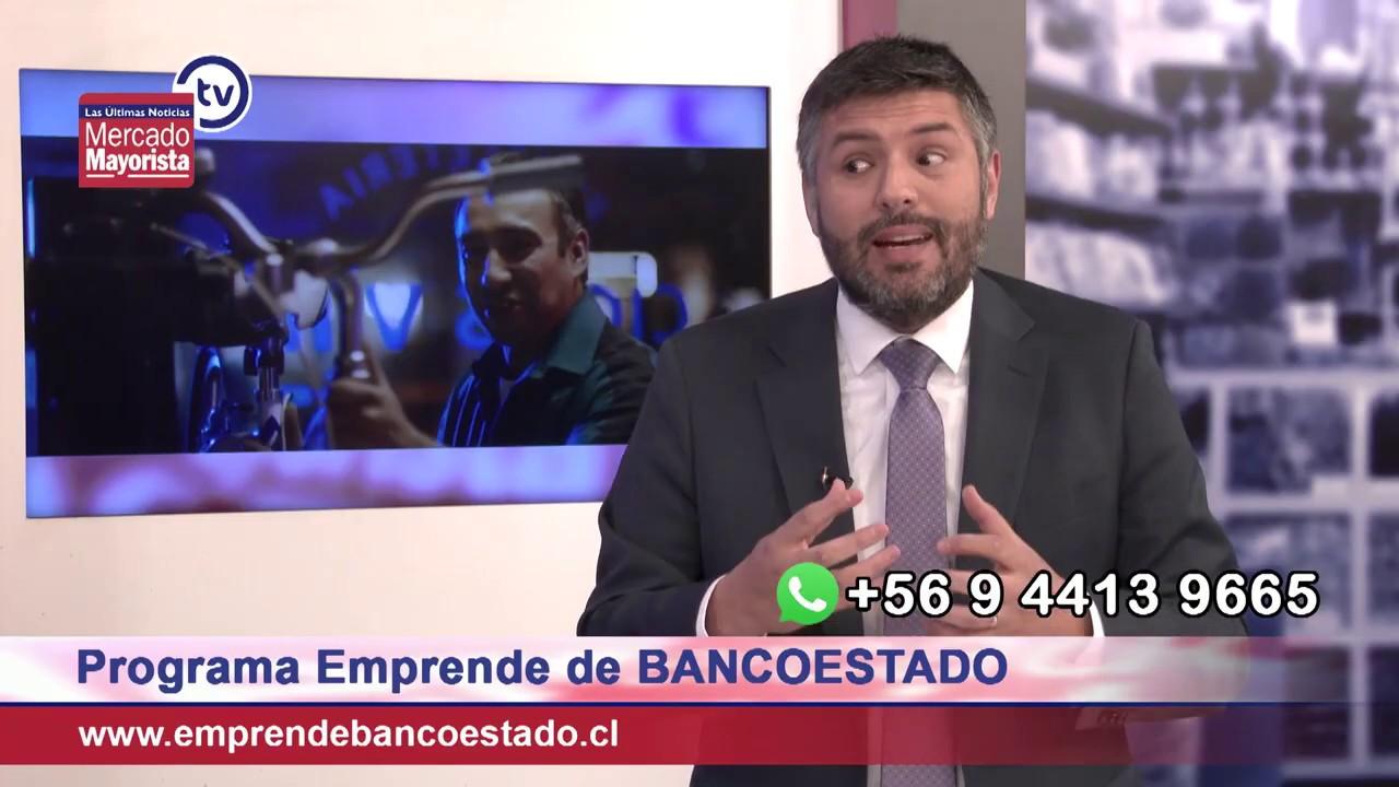 """Banco Estado Microempresas lanza el programa """"Emprende"""""""