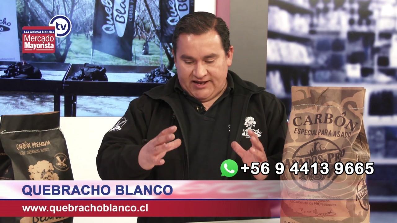 """""""Quebracho Blanco"""" ofrece carbón 100% premiun"""