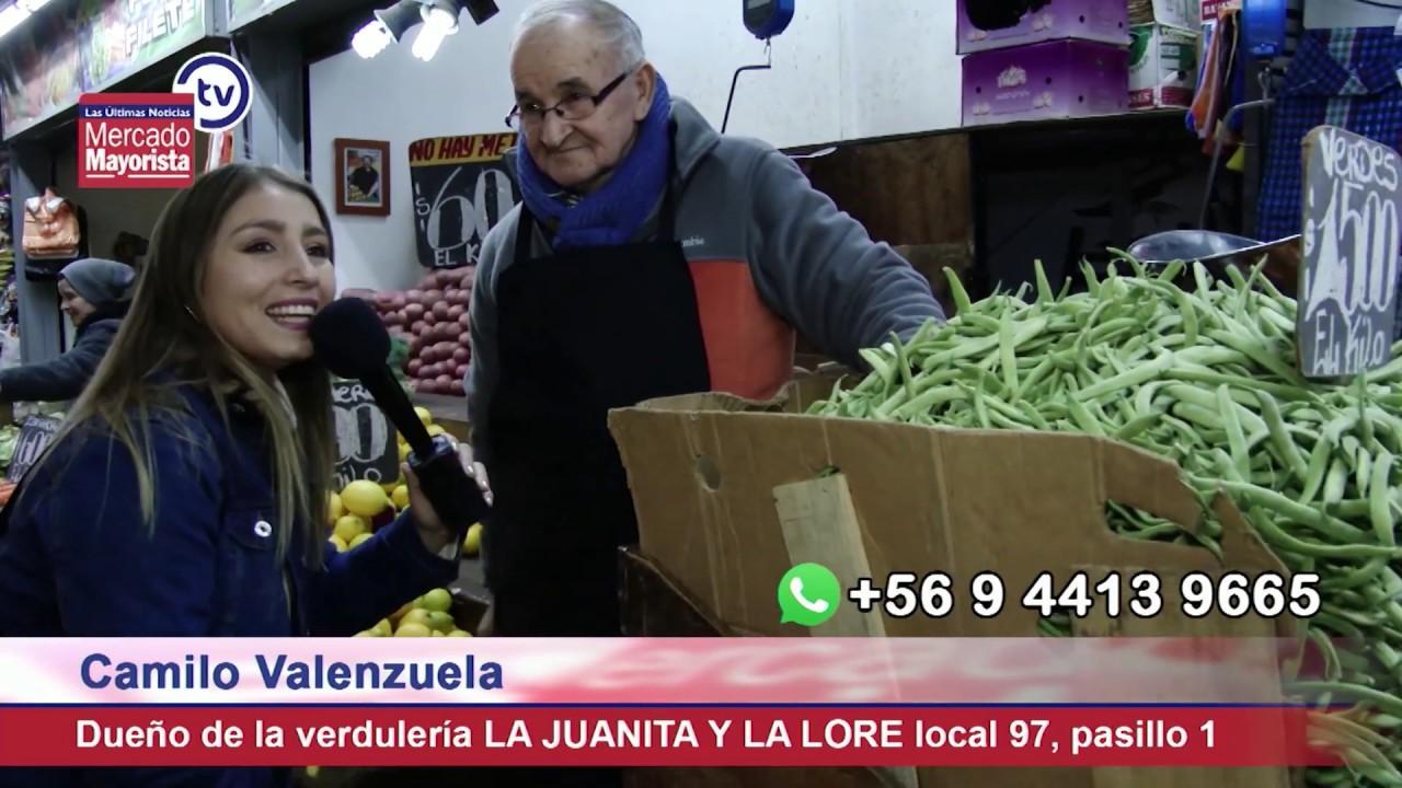 """""""Tirso de Molina"""" ofrece lo mejor en frutas, verduras y hortalizas"""