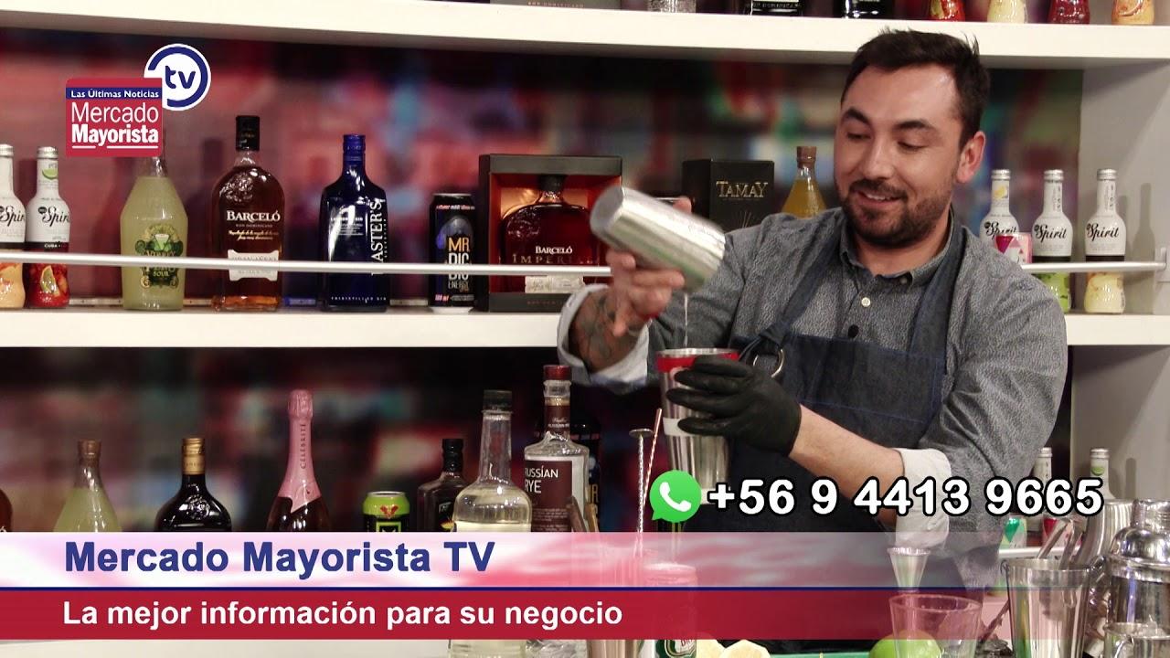 """Prepara un """"Acertijo"""" junto al bar de Mercado Mayorista TV"""