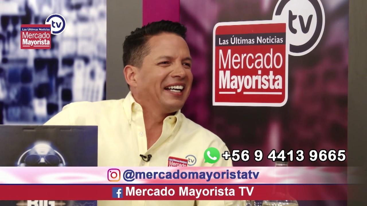 Bienvenidos a un capítulo de Mercado Mayorista TV