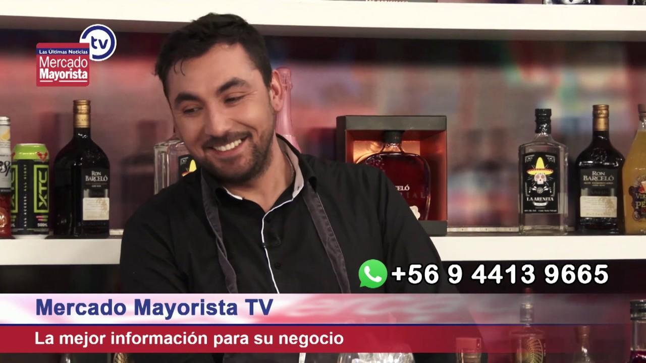 """En estas fiestas patrias prepara un """"Pantera Rosa"""" junto a Mercado Mayorista TV"""
