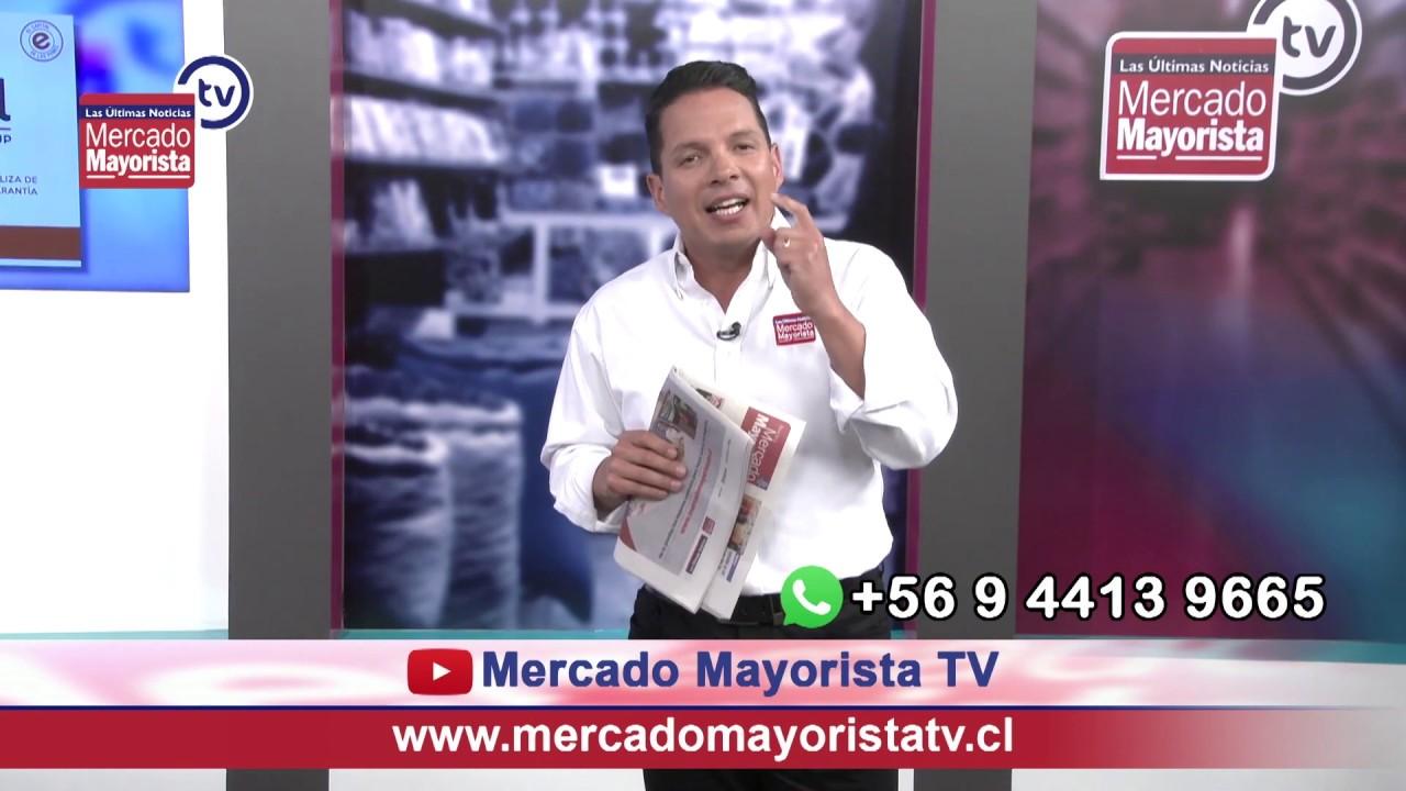No te pierdas un nuevo capítulo de Mercado Mayorista TV