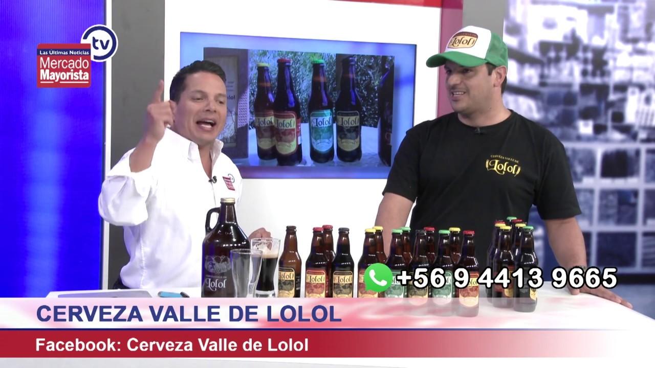 """Cervecería Valle de Lolol"" ofrece variedades con tonos a café, chocolates y caramelo"