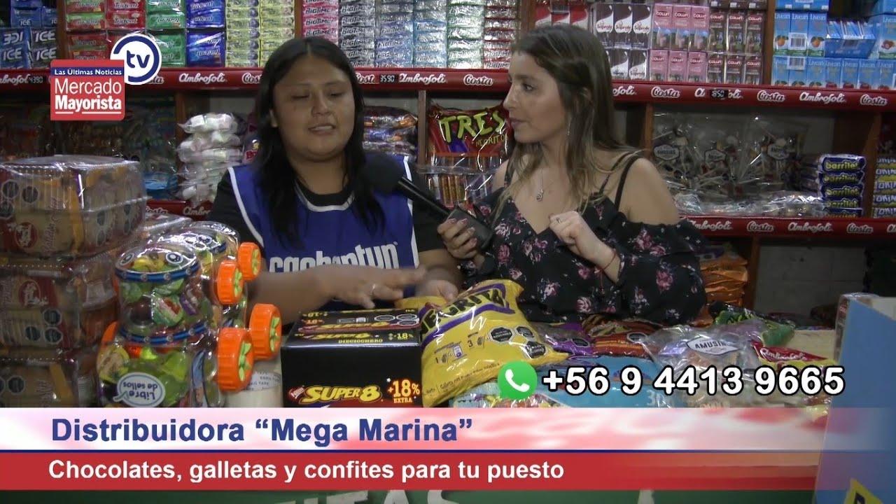 """Distribuidora """"Mega Marina"""" ofrece helados en paleta a precios económicos"""