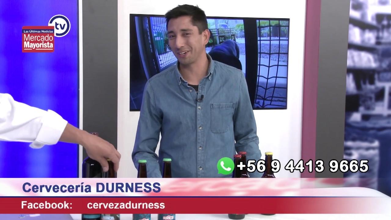 """""""Durness"""": Nueva cerveza 100% artesanal proveniente de Curacaví"""