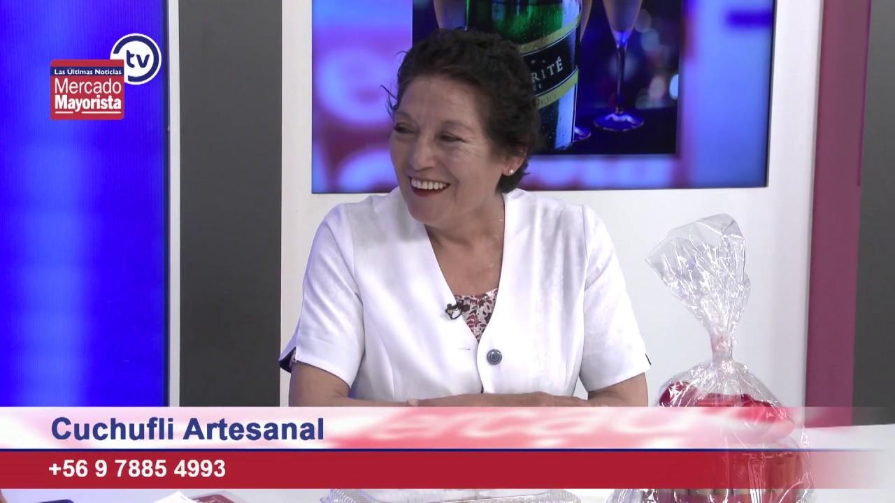"""""""La Golosinería Niño Feliz"""": Empresa familiar creadora del cuchuflí barquillo 100% artesanal"""