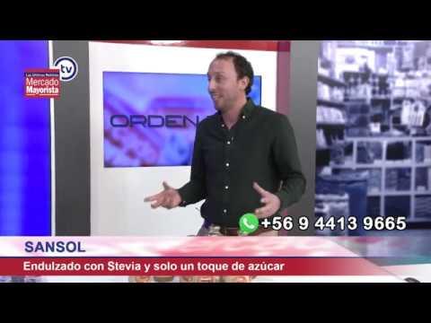 """""""Sansol"""": Jugo de huesillo 100% natural y sin sellos"""