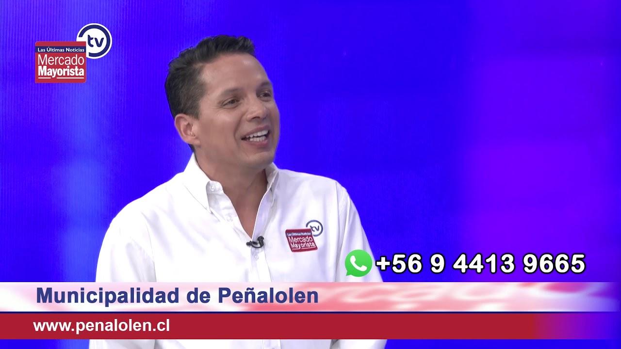 Municipalidad de Peñalolén cuenta con un fondo de emergencia para locales y pymes de la comuna