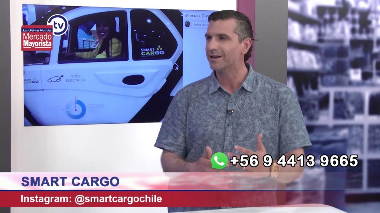"""""""Smart Cargo"""" trae vehículos eléctricos a bajo costo"""