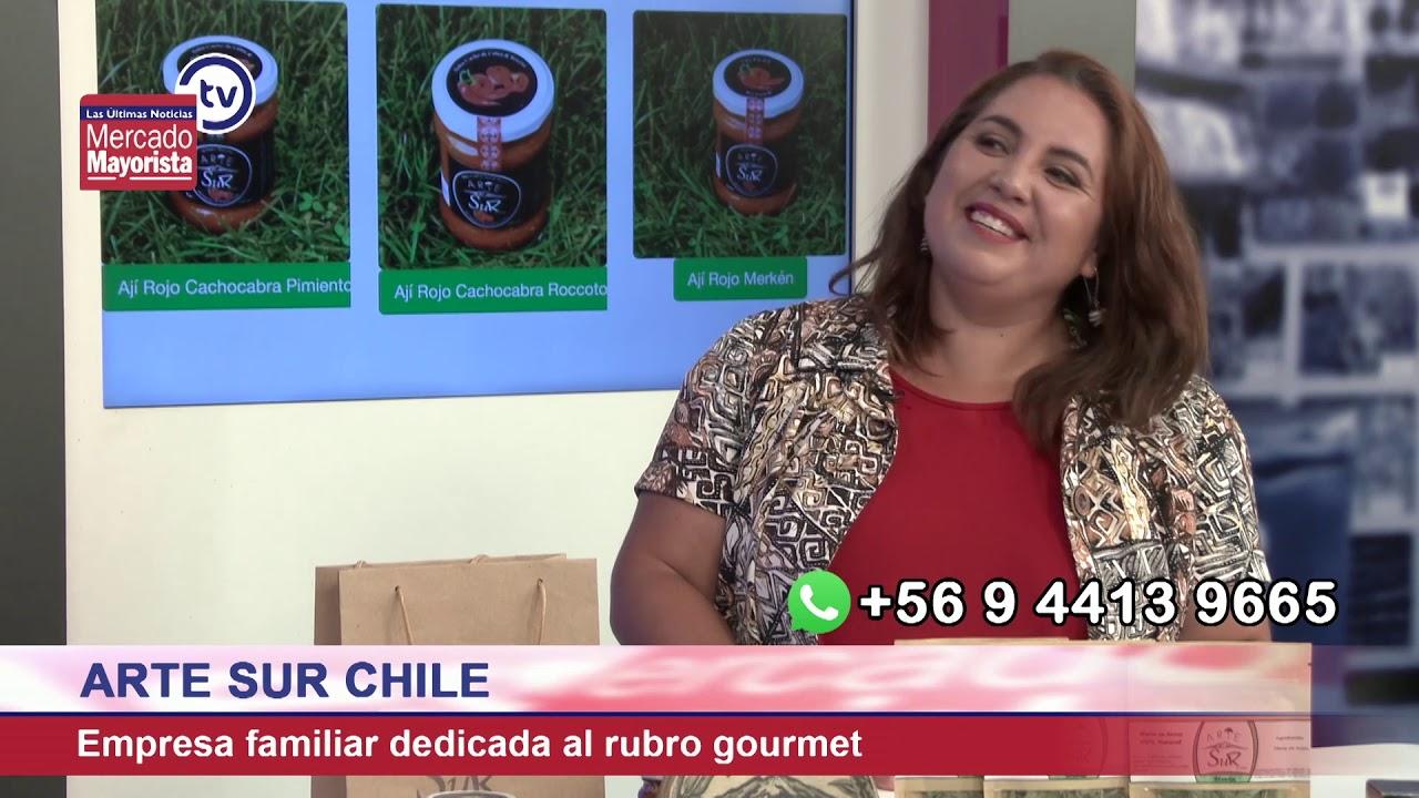 """""""Arte Sur Chile"""" innova en mermeladas y salsas picantes chilenas"""
