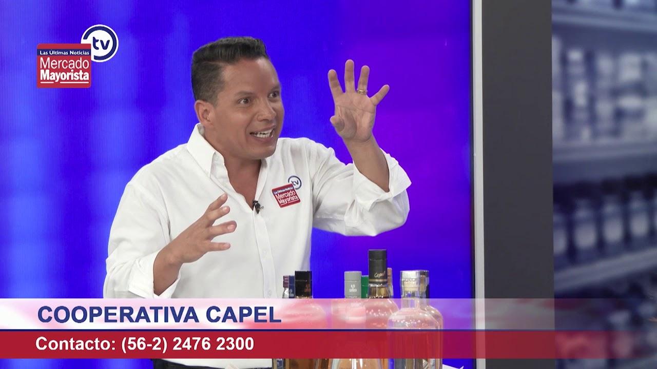 """""""Capel"""" cuenta con las últimas tendencias en pisco premium"""