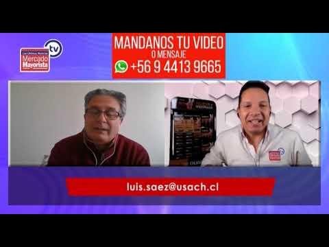 Mercado Mayorista TV Emisión 8 de octubre 2020