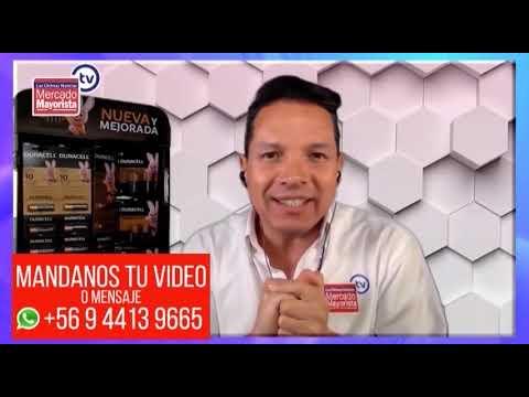 Mercado Mayorista TV Emisión 1 de octubre 2020